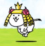 にゃんこ大戦争 キャラ図鑑 ウシ姫 キリン姫